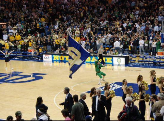 Fighting Irish basketball