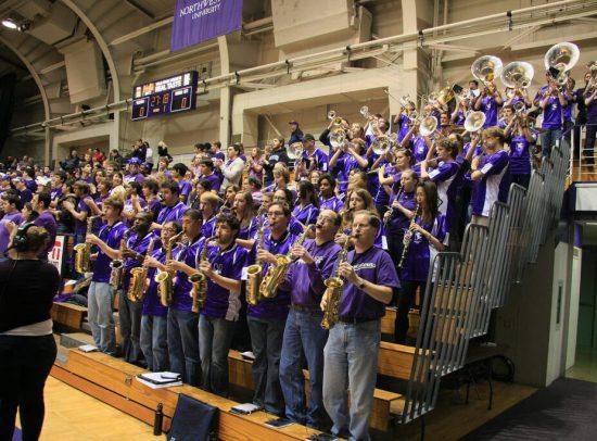 Northwestern Wildcats basketbll
