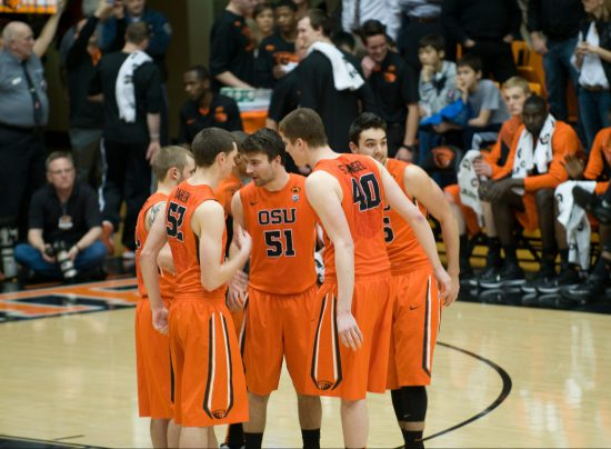 OSU Beavers Basketball