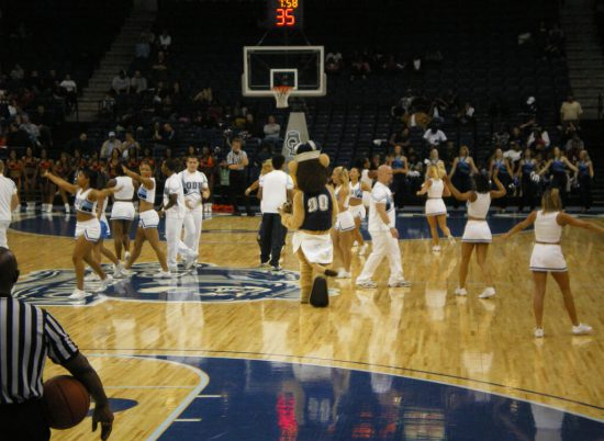Old Dominion Monarchs Basketball Ted Constant Convocation Center