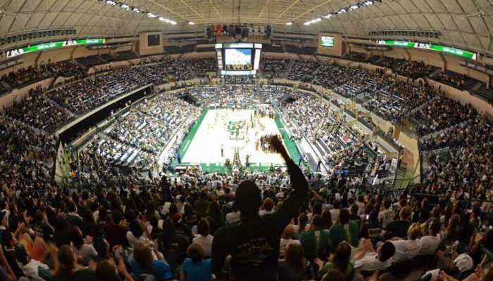 South Florida Bulls USF Sun Dome