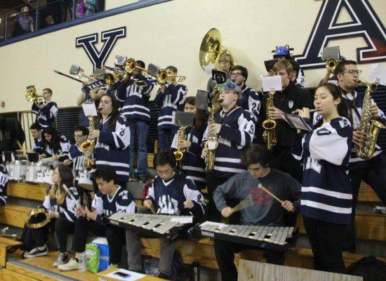 Yale Bulldogs Basketball pep band