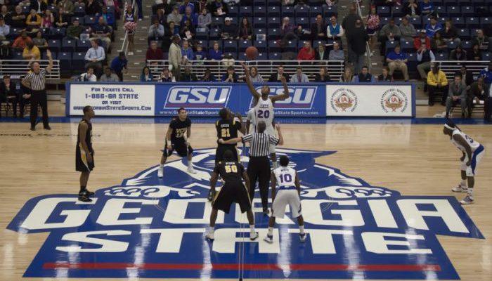 GSU Sports Arena Georgia State Panthers Basketball