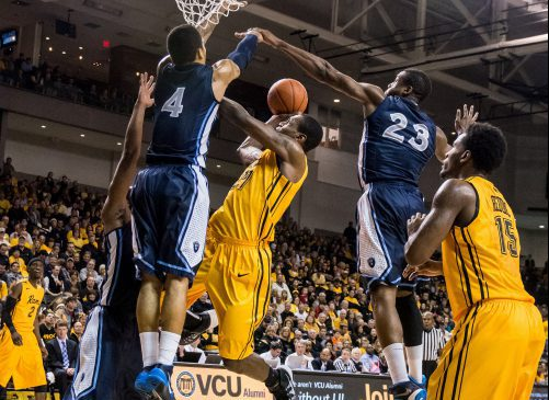 VCU Rams basketball