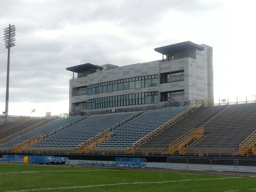 North Carolina AT Aggies Aggie Stadium
