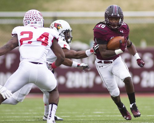 Southern Illinois Salukis vs Illinois State Redbirds