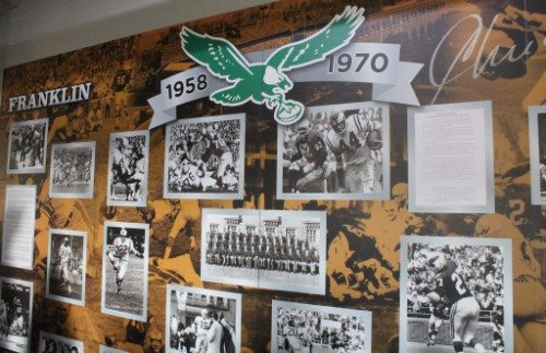 Penn Quakers Philadelphia Eagles