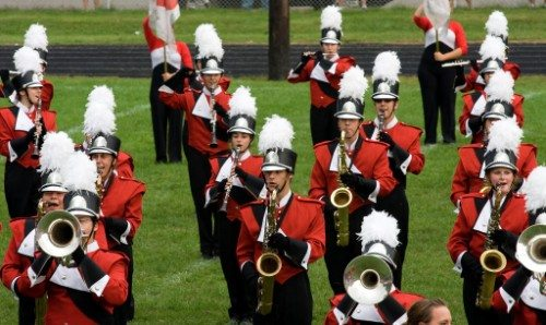 Illinois State Marching Band