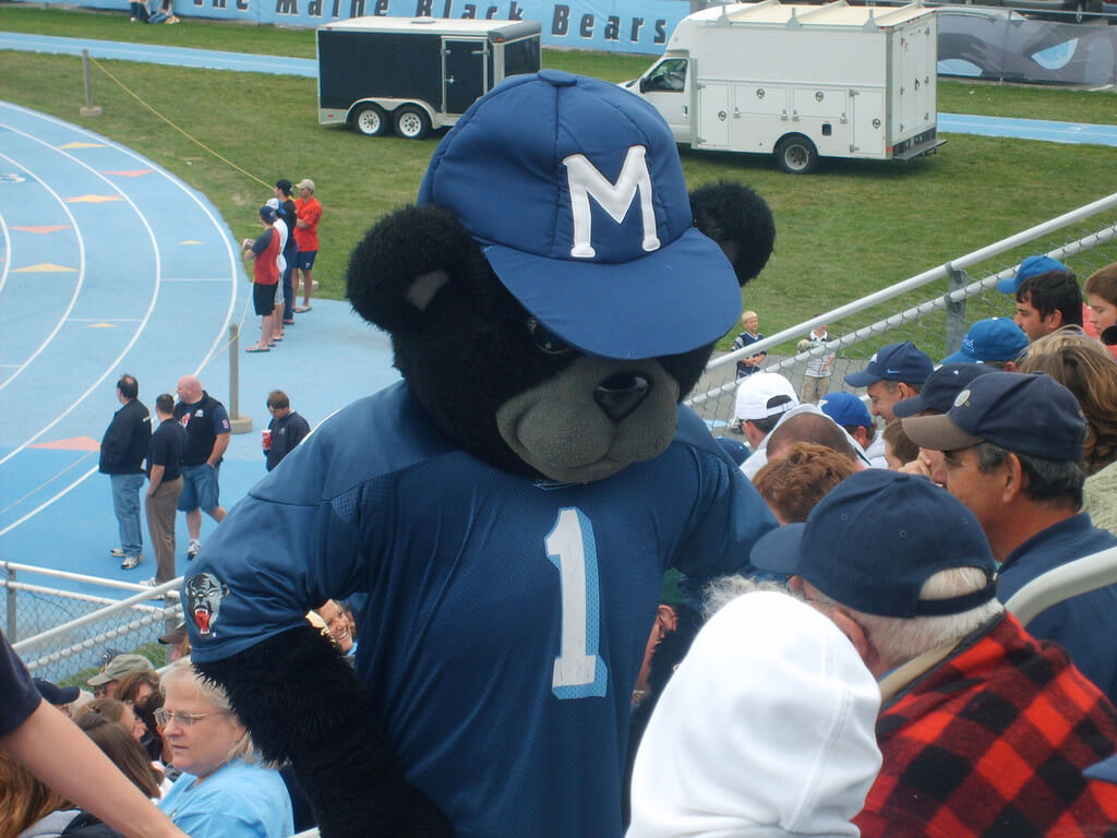 Umaine mascot