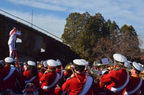Cornell Big Red Band concert