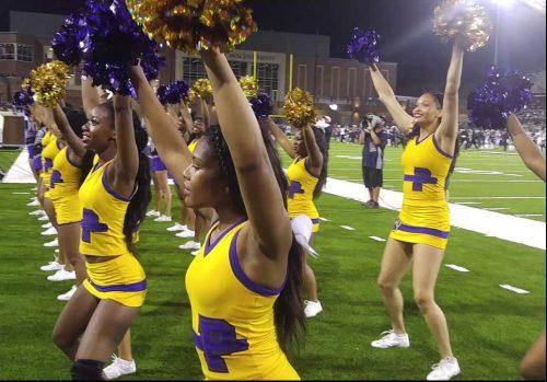 Prairie View AM Cheerleaders