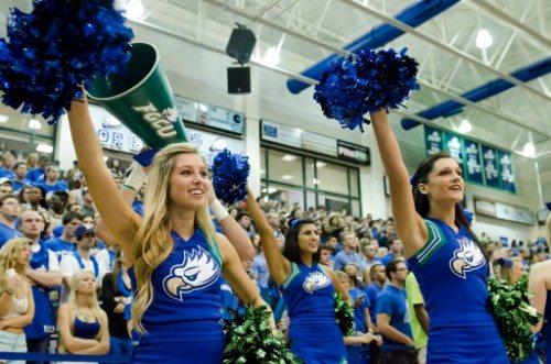FGCU Eagles Cheerleaders