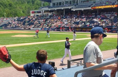 Pawtucket Red Sox vs Scranton Wilkes Barre RailRiders