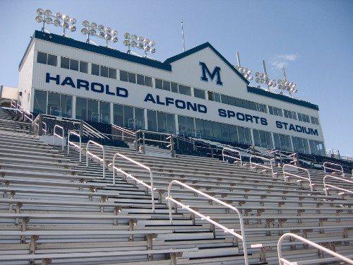 Umaine Black Bears Alfond Stadium