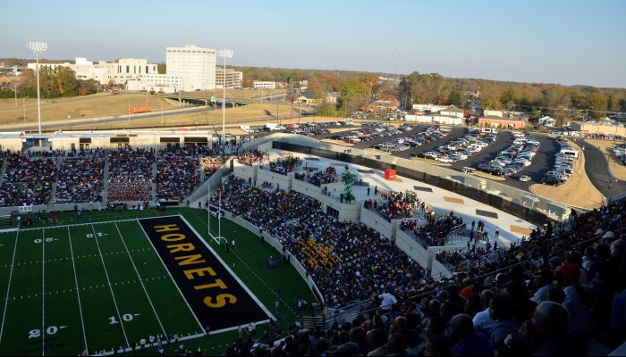 Alabama State Hornets New ASU Stadium