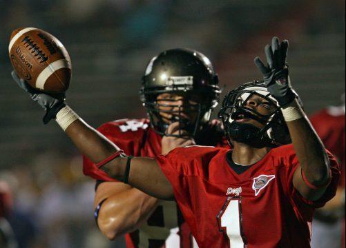 Gardner Webb football