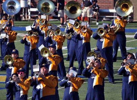 Chattanooga Mocs band