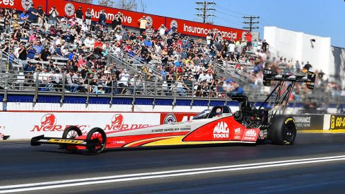 Doug Kalitta NHRA Winternationals 2018