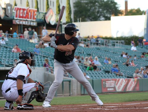 Sacramento River Cats vs Fresno Grizzlies