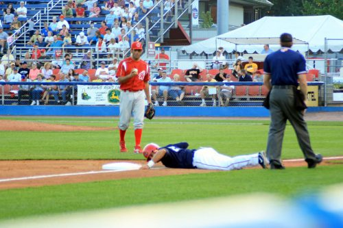 Readings Fighting Phils vs Harrisburg Senators