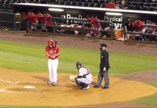 Indianapolis Indians vs Louisville Bats