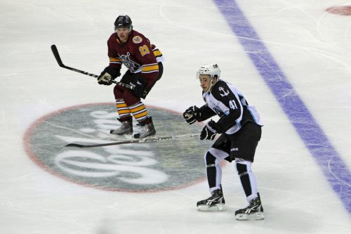 Milwaukee Admirals Chicago Wolves