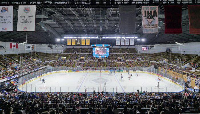 Milwaukee Admirals UW Milwaukee Panther Arena