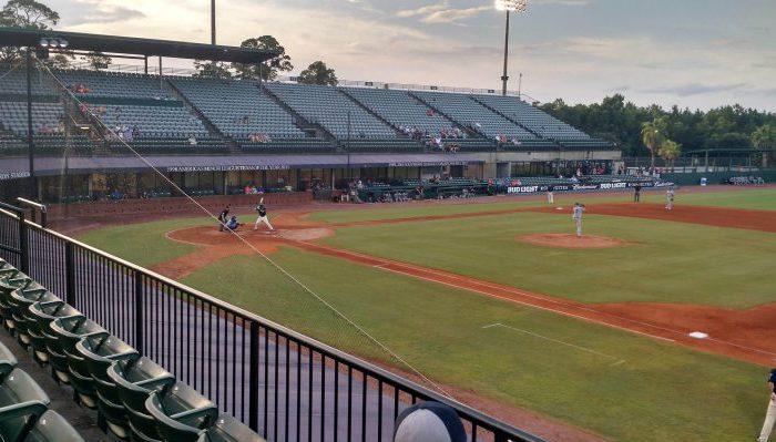 Mobile BayBears Hank Aaron Stadium