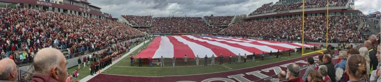 Washington–Grizzly Stadium