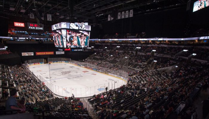 San Antonio Rampage AT T Center