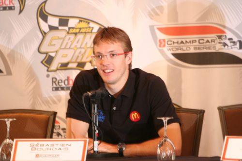 Sébastien-Bourdais Grand Prix Portland 2007