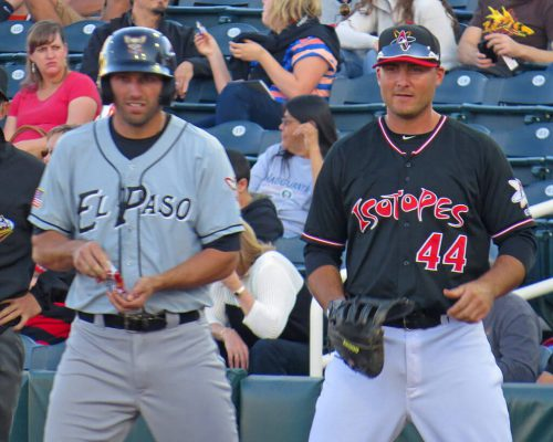 Albuquerque Isotopes vs El Paso Chihuahuas baseball game