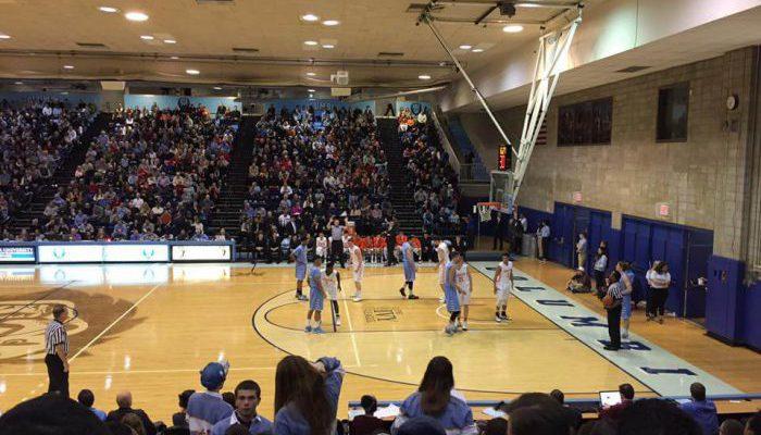 Columbia Lions Basketball Levien Gymnasium