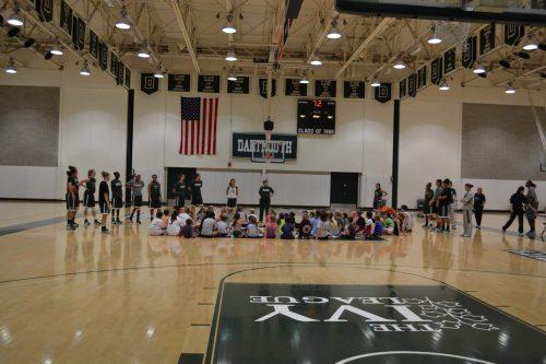 Dartmouth Big Green Basketball Leede Arena