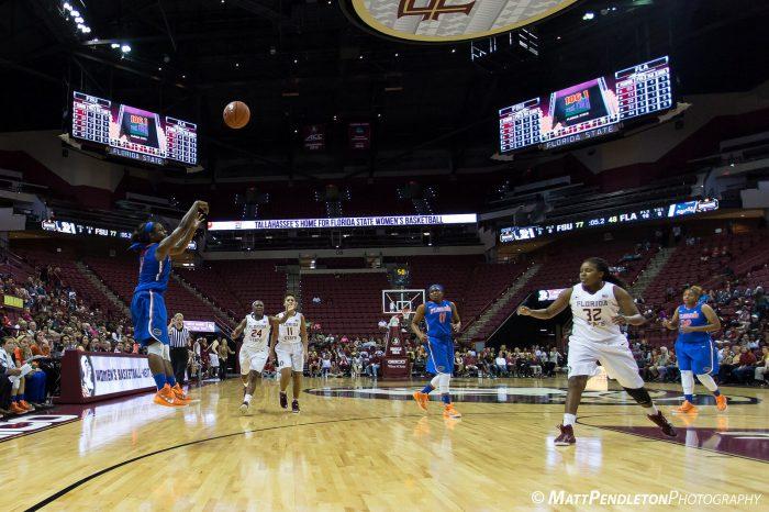 Florida State University Seminoles Basketball Court Players