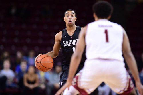 Harvard Crimson Basketball Boston College Eagles