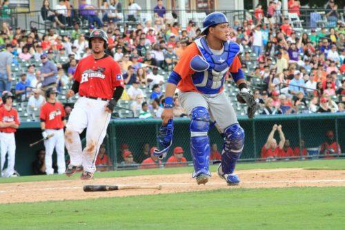 Midland RockHounds Frisco RoughRiders baseball