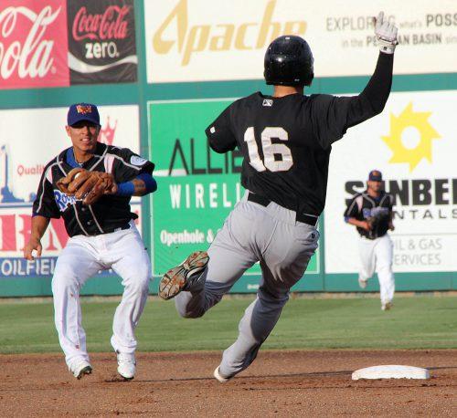 Midland RockHounds San Antonio Missions baseball