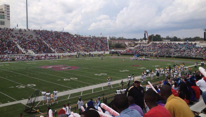Oliver C Dawson Stadium