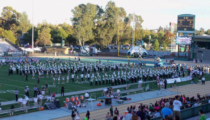 Hornet Stadium (Sacramento)