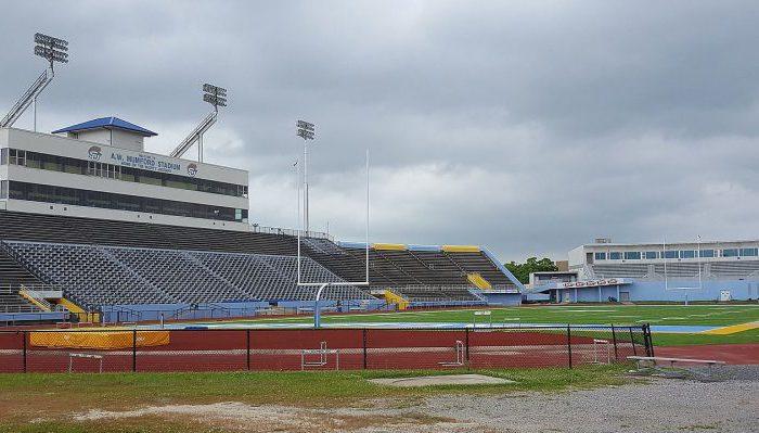 Ace W Mumford Stadium