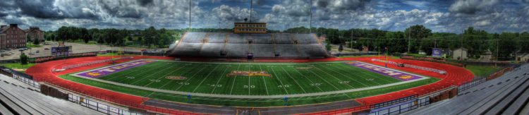 Tucker Stadium TTU Golden Eagles