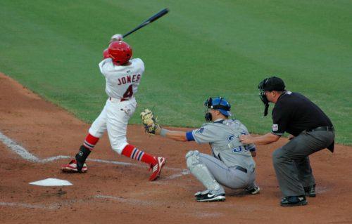 Tulsa Drillers Springfield Cardinals baseball