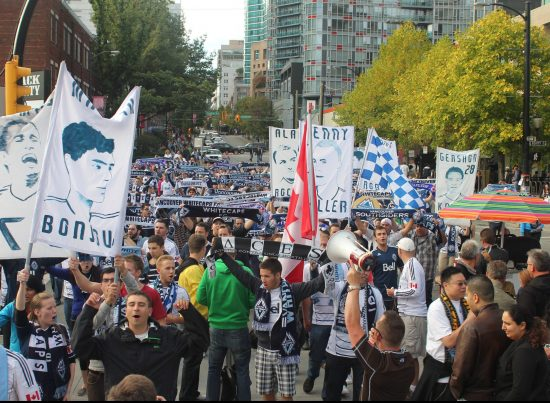 Vancouver Whitecaps Tailgate