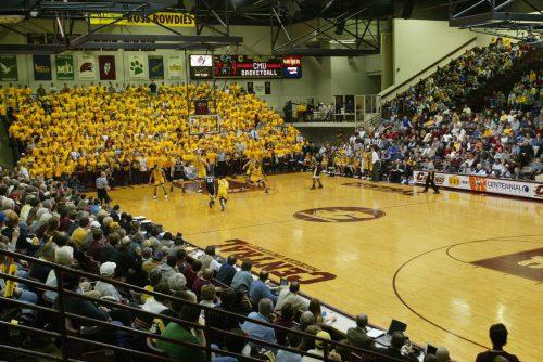 WMU Broncos CMU Chippewas Basketball