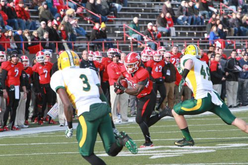Youngstown State Penguins vs North Dakota State Bison