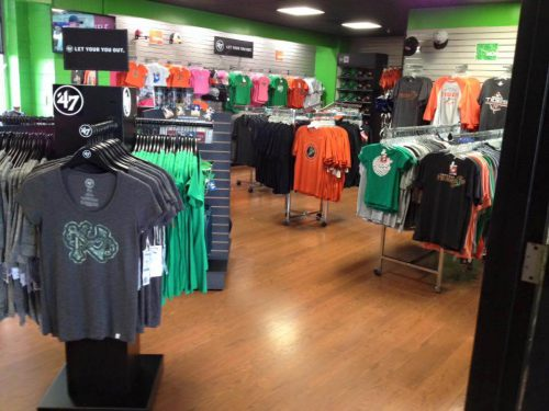 Norfolk Tides team store