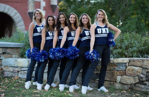 New Hampshire Wildcats dance team