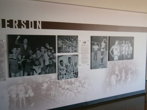 BGSU Falcons Basketball Hall of Fame