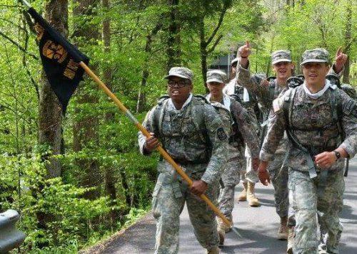North Carolina AT Aggies ROTC